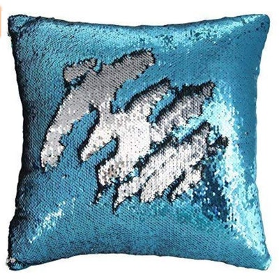 Play Tailor Reversible Sequin Pillow Case