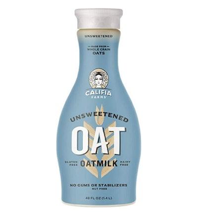 Unsweetened Oatmilk