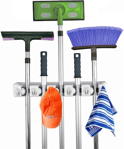 Home It Mop and Broom Holder