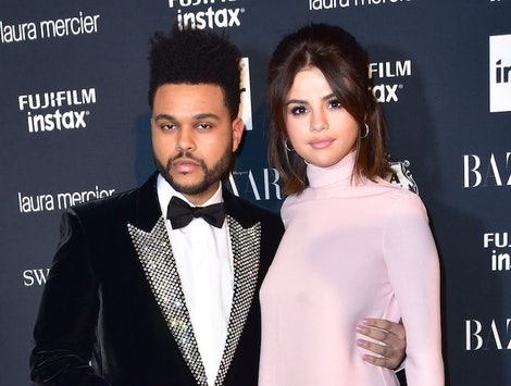 The Weeknd might have a new song about Selena Gomez
