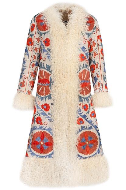 Suzani Coat #30