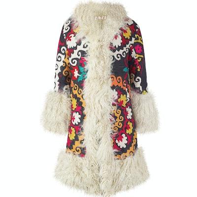 Suzani Coat #94