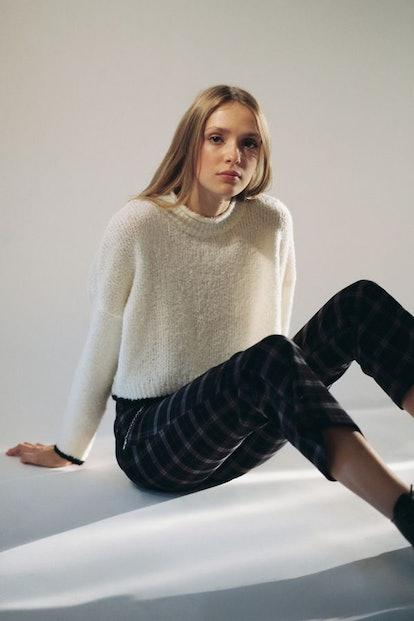 UO Lenka Roll-Neck Sweater