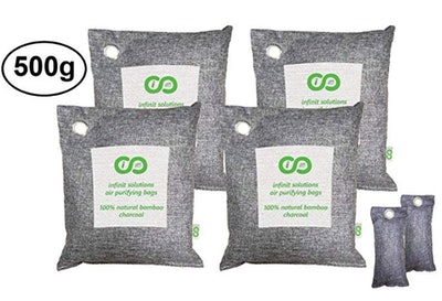 Air Purifying Bags (6-Pack)