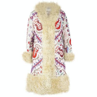 Suzani Coat #86