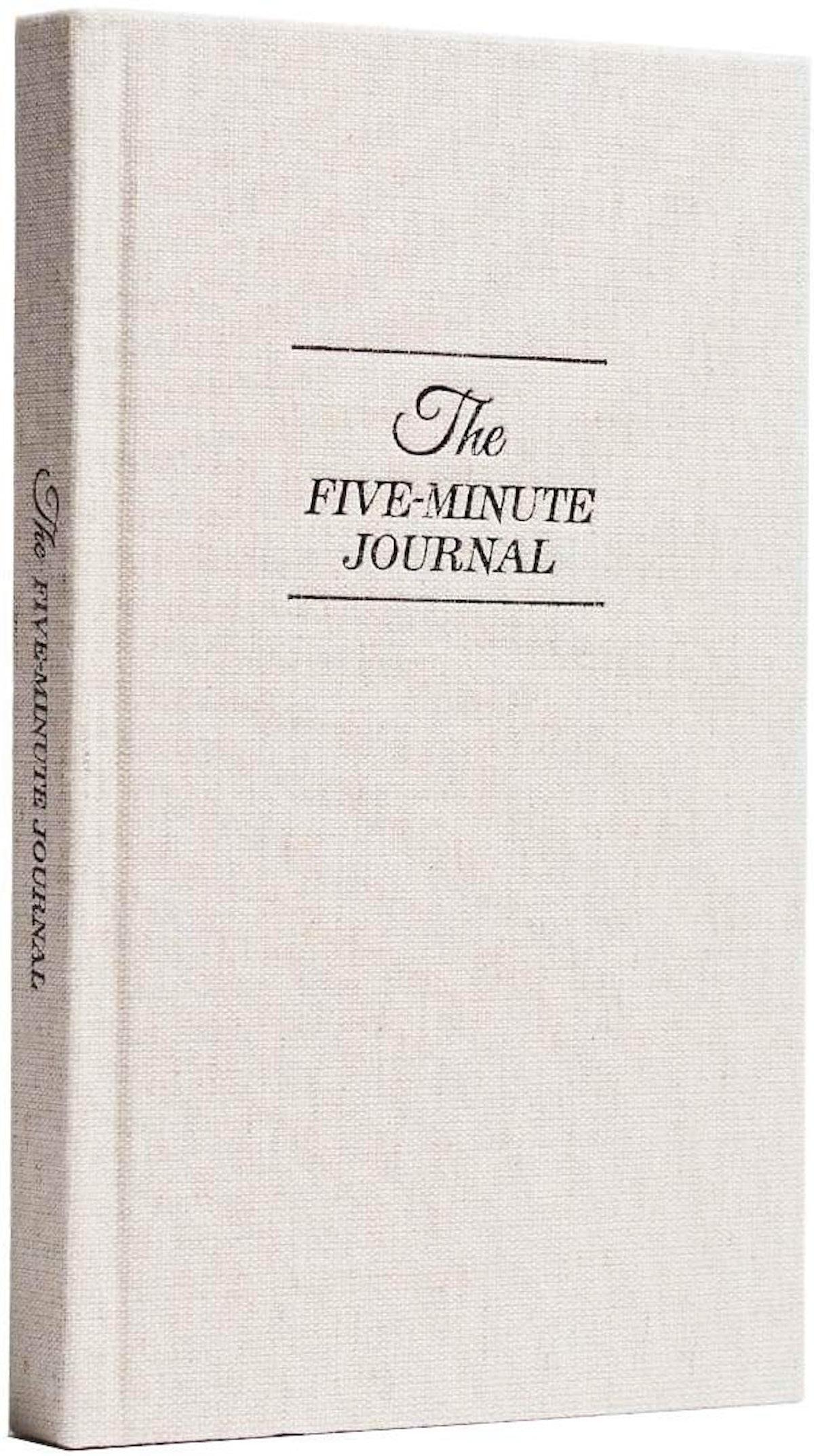 The Five-Minute Gratitude Journal