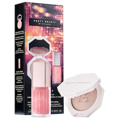Bomb Baby 2 Mini Lip Gloss and Highlighter Set