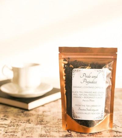 'Pride and Prejudice' Inspired Loose Leaf Tea