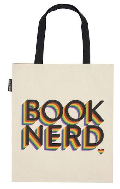 Book Nerd Pride Tote