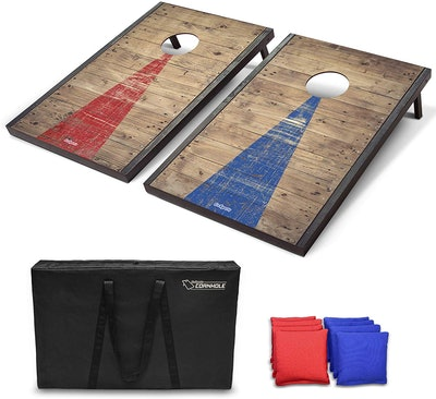 GoSports Classic Cornhole Set