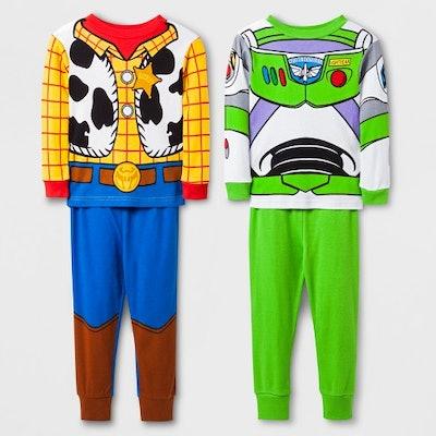 Toy Story 4-Piece Pajama Set