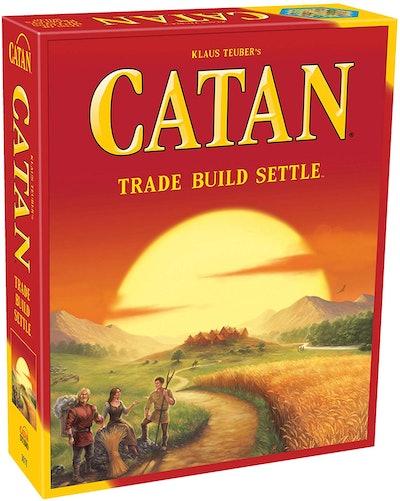 Catan Strategic Board Game