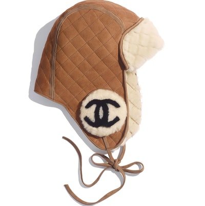 Shearling Hat