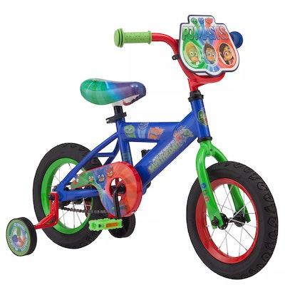 "PJ Masks 12"" Kids' Bike - Blue"