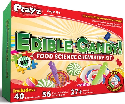 Playz Food Science Chemistry Kit