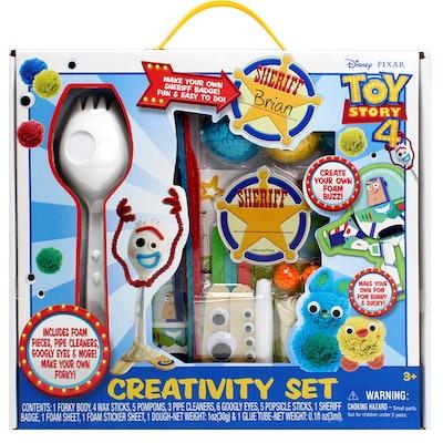Disney Toy Story 4 Forky Creativity Set