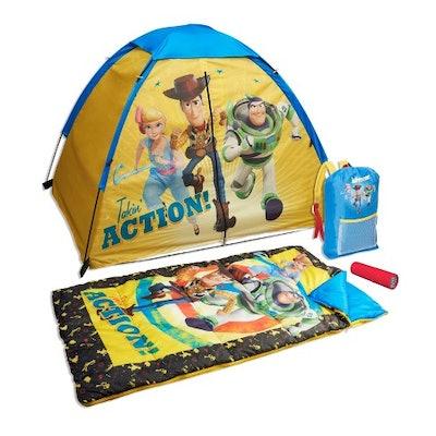 Disney Toy Story 4 Woody 4-Piece Camp Kit