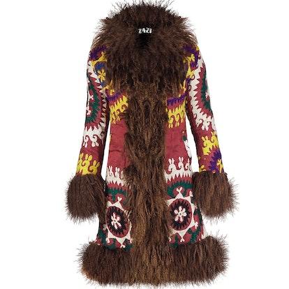 Suzani Coat #51
