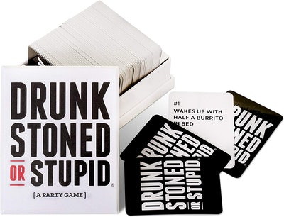 Drunk Stoned or Stupid — A Party Game