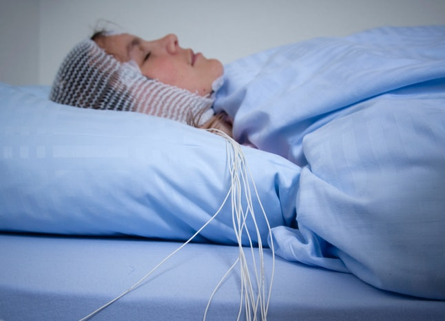 Brain scans showed that bad dreams help us prepare for frightening real-life situations