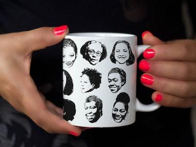 Black Women Writers Mug