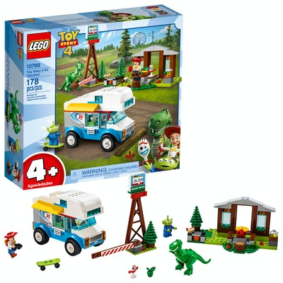 LEGO 4+ Toy Story 4 RV Vacation