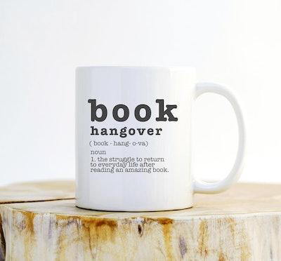 Book Hangover Mug