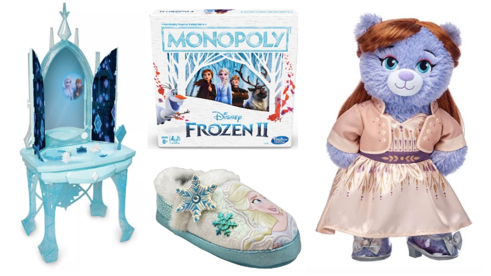 Frozen 2 holiday gifts for kids