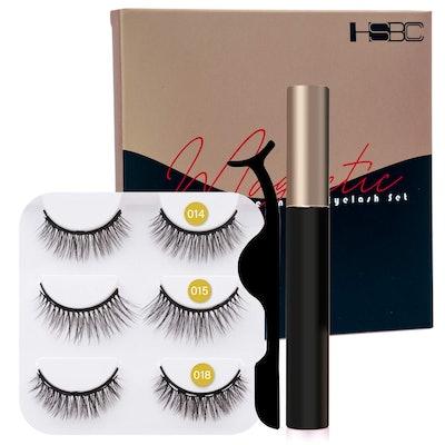 Coolours Magnetic Eyeliner Lash Set