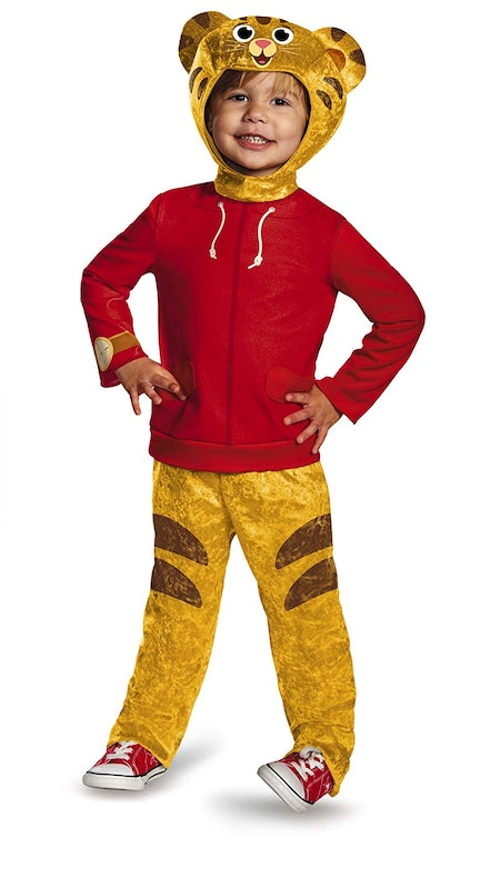 Disguise Daniel Tiger Classic Toddler Costume