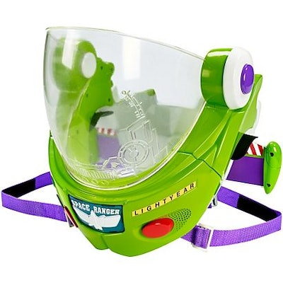 Buzz Lightyear Space Ranger Armor with Jet Pack