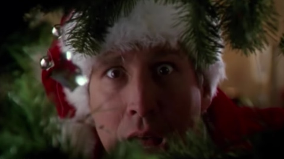 """See """"National Lampoon's Christmas Vacation"""" in theaters this December and get festive with the Griswolds."""
