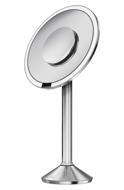 8 Inch Round Sensor Makeup Mirror Pro