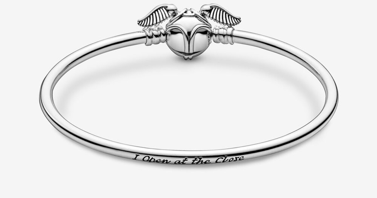 What's In The Harry Potter x Pandora Collection?