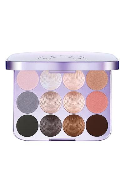 Pearl Glow Shimmering Eyeshadow Palette
