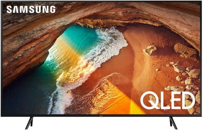 Samsung 43-Inch QLED 4K Q60 Ultra HD Smart TV with HDR and Alexa Compatibility