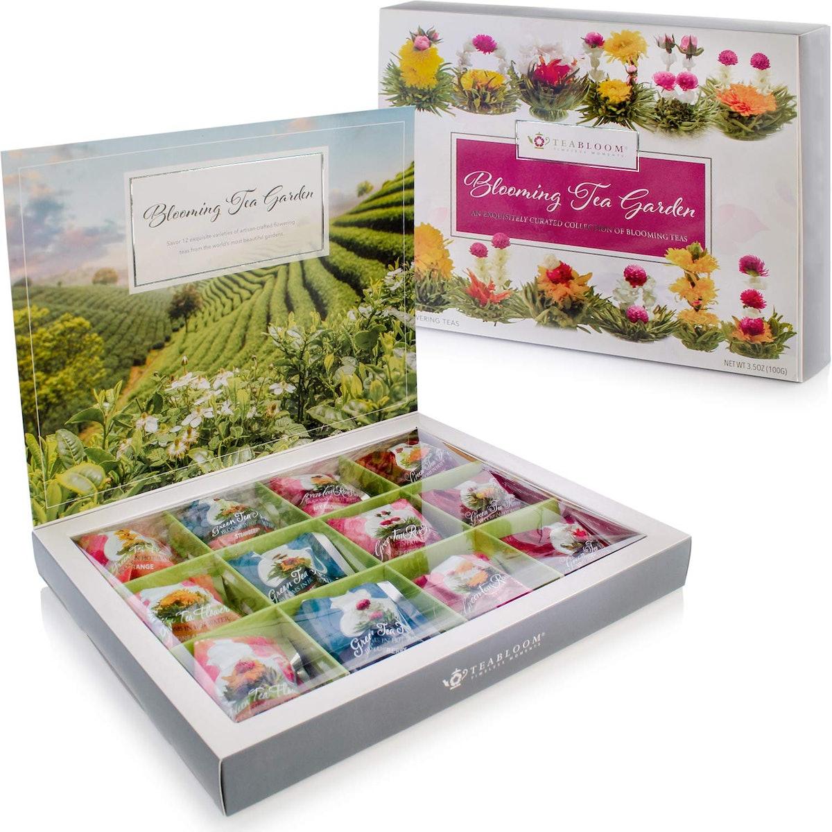 Teabloom Flowering Tea Chest