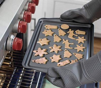 Gorilla Grip Premium Silicone Oven Mitts