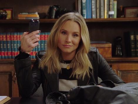 Kristen Bell in 'Veronica Mars' on Hulu