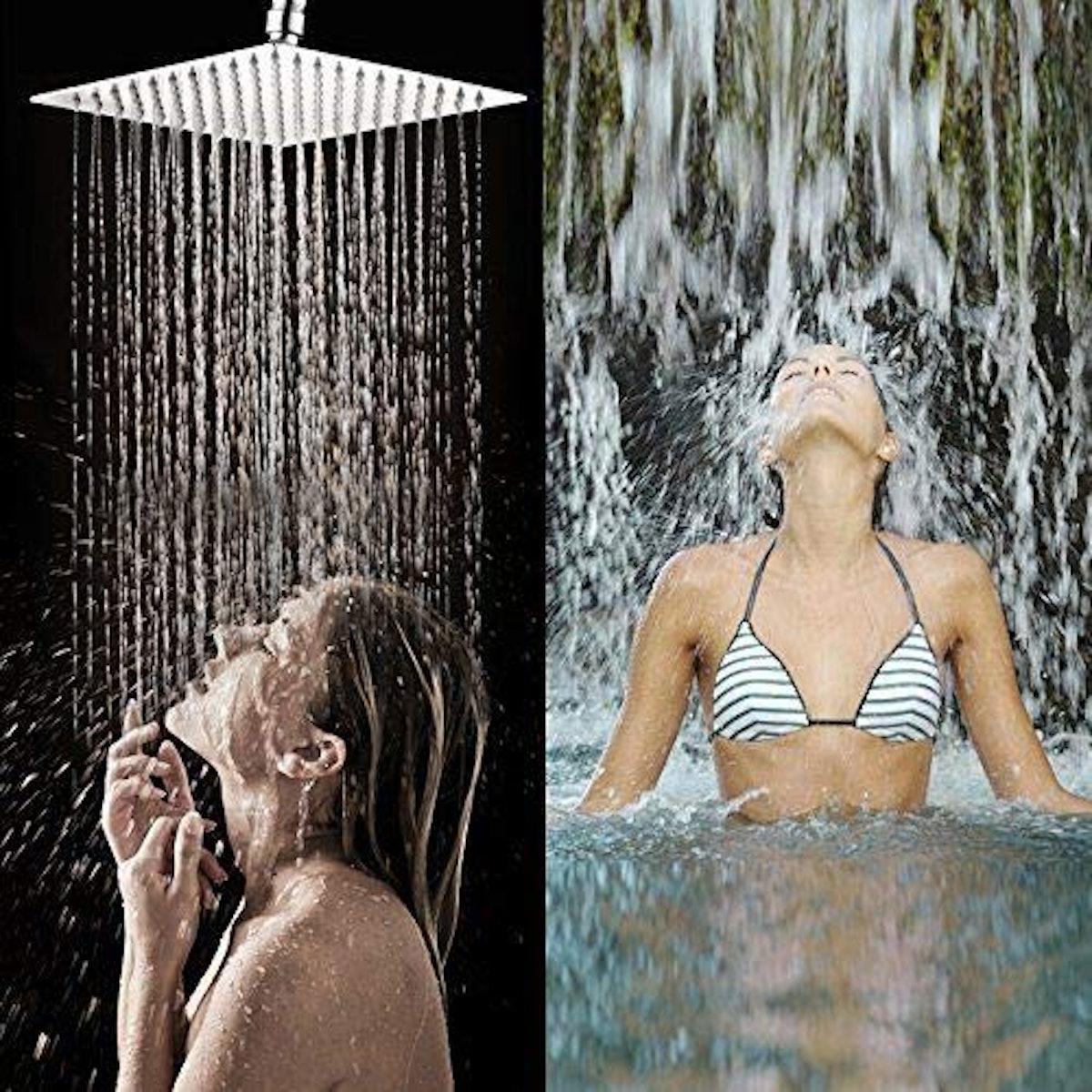 iPstyle Rainfall Shower Head