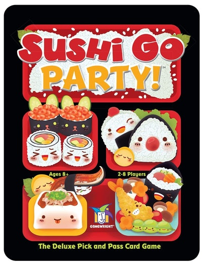 Sushi Go Party! Game