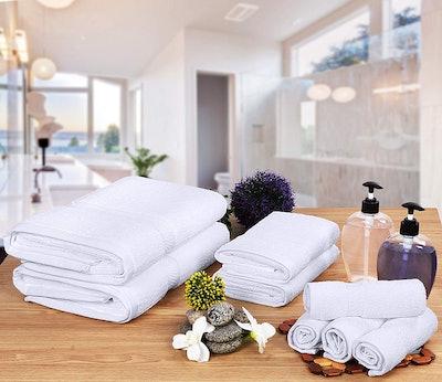 Utopia Towels Bath Towels (8-Piece Set)