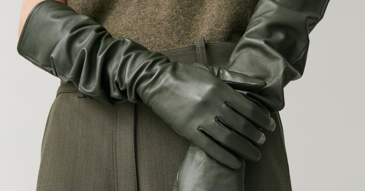 11 Super Stylish Gloves To Help You Take On The Winter Chill