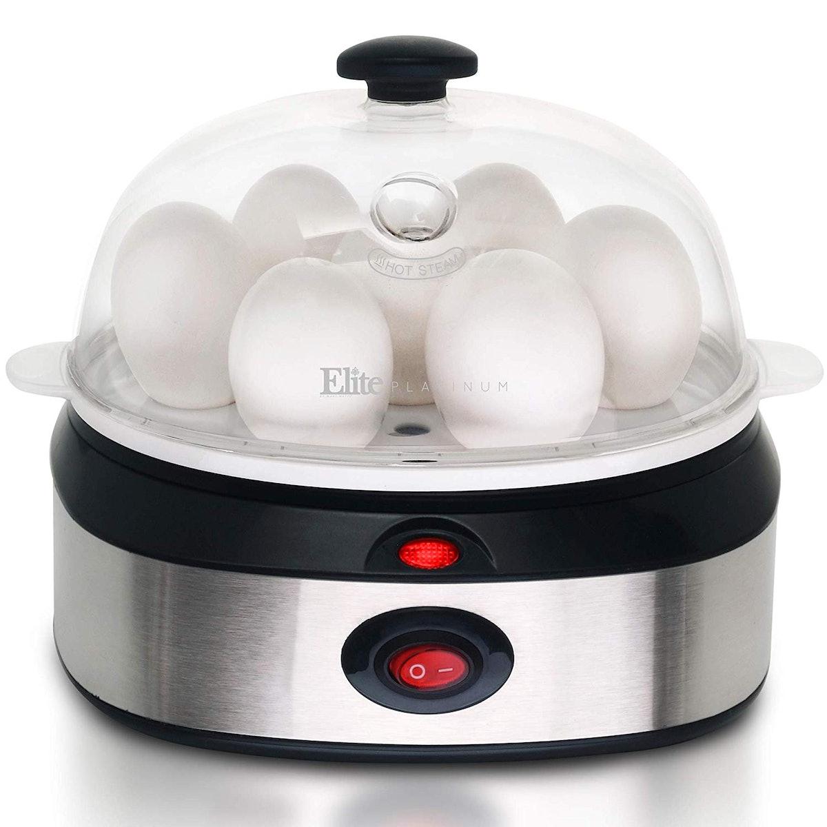Maxi-Matic Easy Electric Egg Poacher