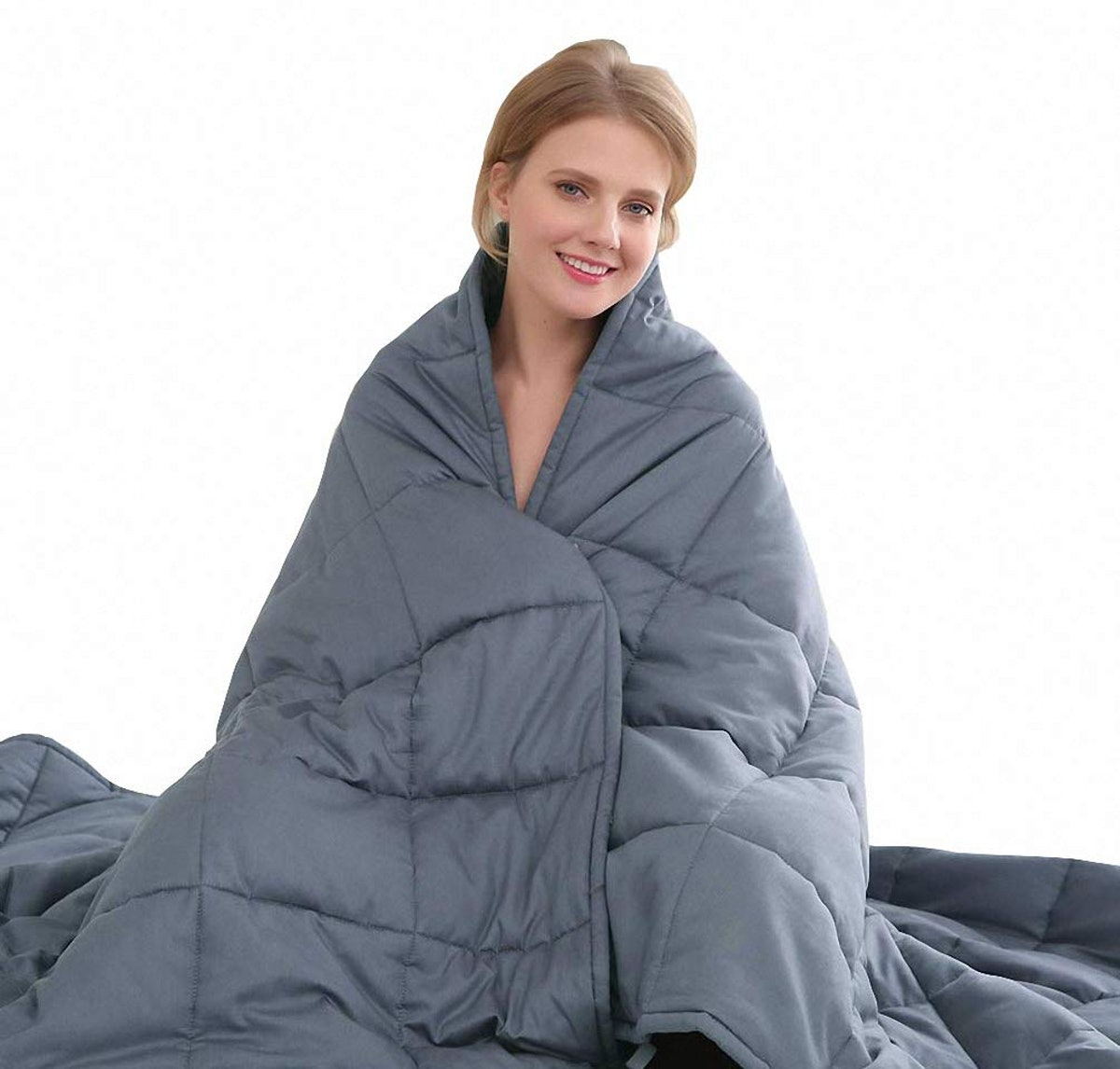 Amy Garden All Seasons Weighted Blanket