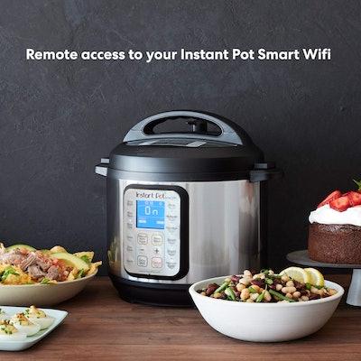 Instant Pot Smart Electric Pressure Cooker