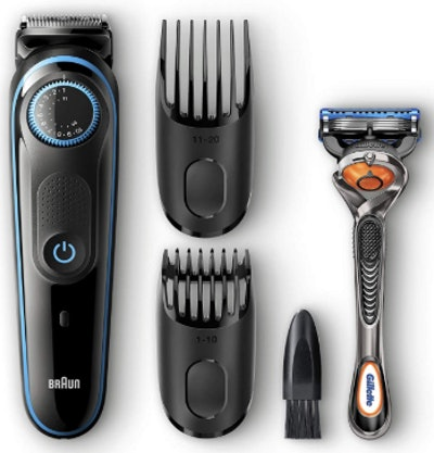 Braun Beard Trimmer & Hair Clipper