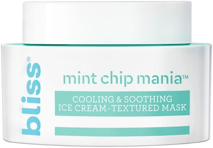 Bliss Mint Chip Mania Textured Mask
