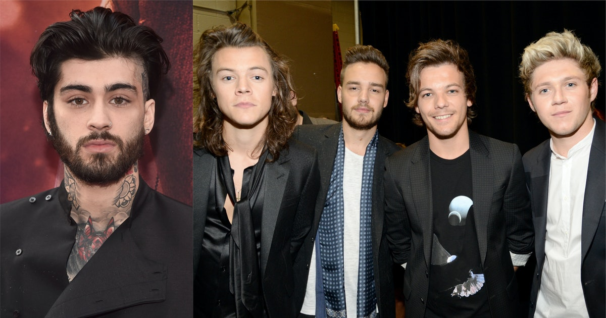 Zayn & One Direction's Quotes About Each Other Get So Real