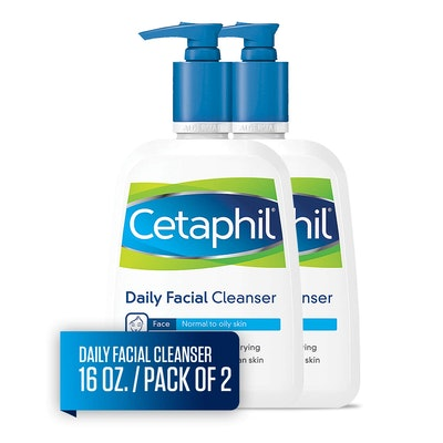 Cetaphil Daily Facial Cleanser (2-Pack)